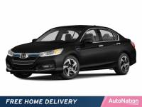 2014 Honda Accord Plug-in Hybrid 4dr Car