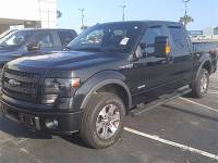 Pre-Owned 2014 Ford F-150 With Navigation & 4WD