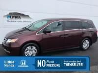 Certified Pre-Owned 2015 Honda Odyssey LX in Medford
