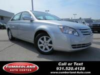 PRE-OWNED 2007 TOYOTA AVALON XL FWD 4DR CAR