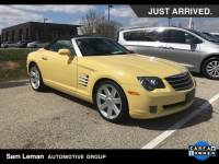Pre-Owned 2007 Chrysler Crossfire Limited in Peoria, IL