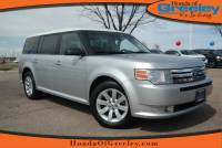 Pre-Owned 2009 Ford Flex SE Front Wheel Drive Station Wagon For Sale in Greeley, Loveland, Windsor, Fort Collins, Longmont, Colorado