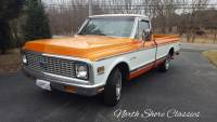 1972 Chevrolet Pickup -C 10 - 1/2 TON TRUCK - FLEETSIDE LONGBED -