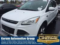 Used 2014 Ford Escape SE SUV I-4 cyl for Sale in Puyallup near Tacoma