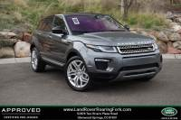 Certified Used 2017 Land Rover Range Rover Evoque HSE SUV in Glenwood Springs, CO