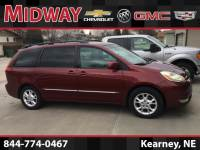 Pre-Owned 2005 Toyota Sienna XLE Limited FWD 4D Passenger Van