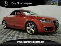 2012 Audi TT 2.0T Premium Plus Roadster