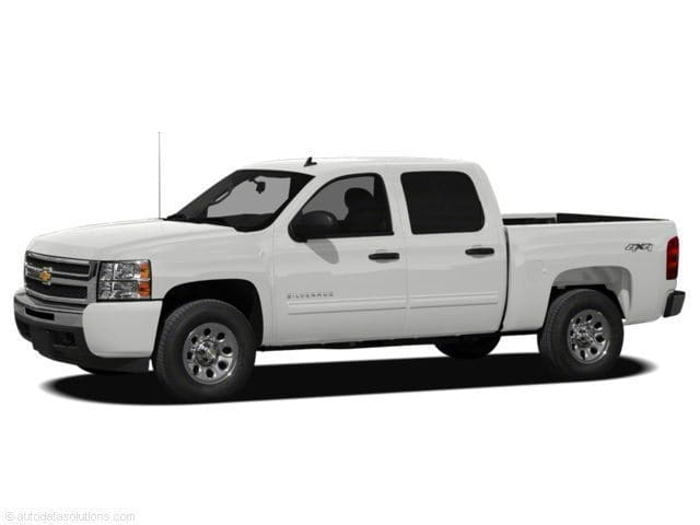 Photo Used 2011 Chevrolet Silverado 1500 LT Truck for sale in Midland, MI