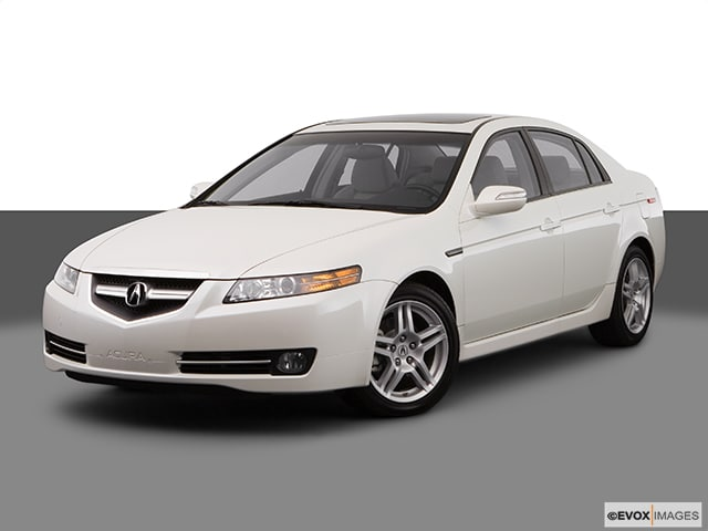 Photo Used 2008 Acura TL in Fort Myers