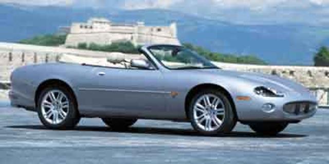 Photo 2004 Jaguar XK8 2dr Conv XK8 Convertible