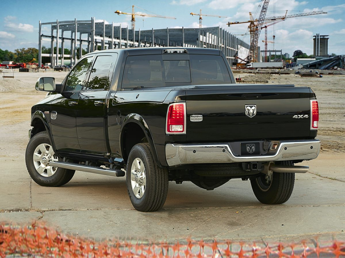 Photo Pre-Owned 2017 Ram 2500 Tradesman Truck Crew Cab For Sale  Raleigh NC