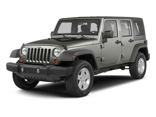 Photo Pre-Owned 2013 Jeep Wrangler Unlimited Rubicon 4WD For Sale in Amarillo, TX