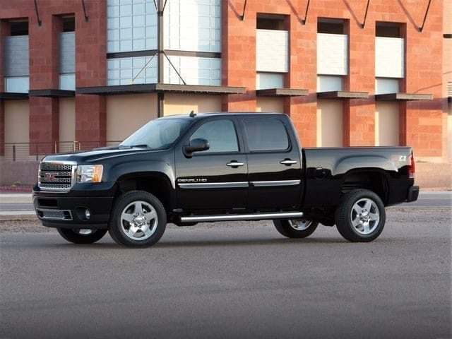 Photo 2011 GMC Sierra 2500HD Denali Crew Cab
