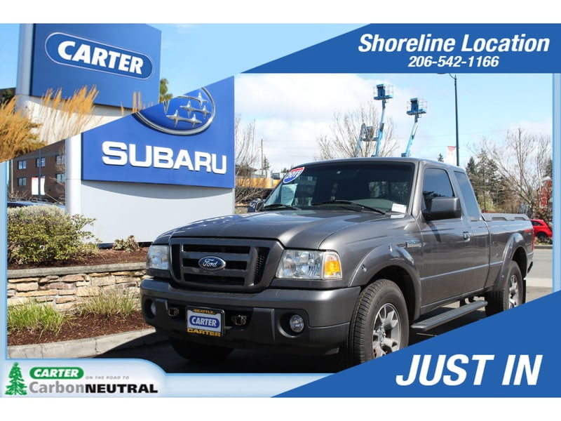 Photo 2011 Ford Ranger 4WD 126WB For Sale in Seattle, WA
