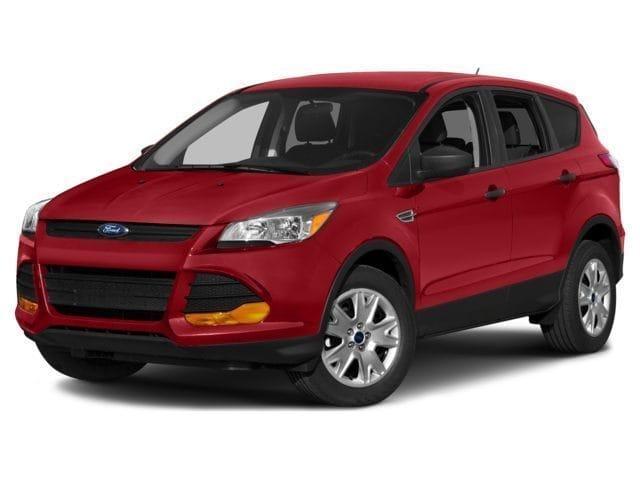 Photo Used 2015 Ford Escape Titanium in Cincinnati, OH