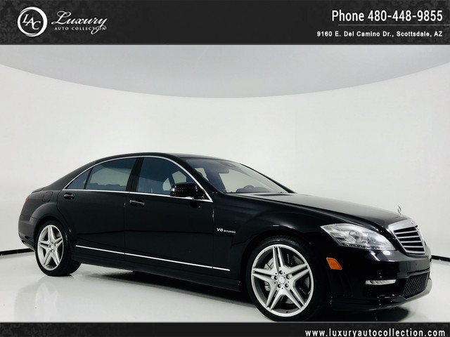Photo 2012 Mercedes-Benz S-Class S 63 AMG S 63 AMG  Driver Assist  Split View  Distronic  13 14 Rear Wheel Drive Sedan