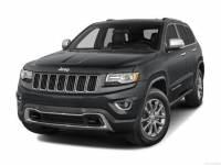 2014 Jeep Grand Cherokee Overland 4x4 SUV 8-Speed Automatic 4x4