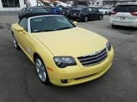 Pre-Owned 2005 Chrysler Crossfire 2DR ROADSTER LIMITED REAR WHEEL DRIVE coupe