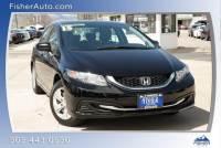 Pre-Owned 2015 Honda Civic 4dr CVT LX FWD 4dr Car