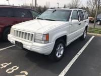 1998 Jeep Grand Cherokee Limited SUV