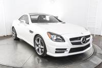 Certified Pre-Owned 2015 Mercedes-Benz SLK 350 Sport Rear Wheel Drive COUP/RDST