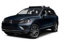 Used 2016 Volkswagen Touareg Lux TDI Lux in Utica, NY