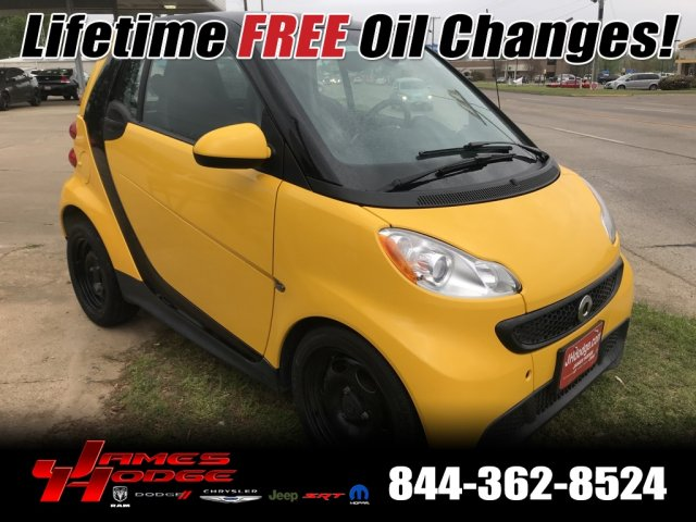 Photo Used 2015 smart fortwo Passion Coupe