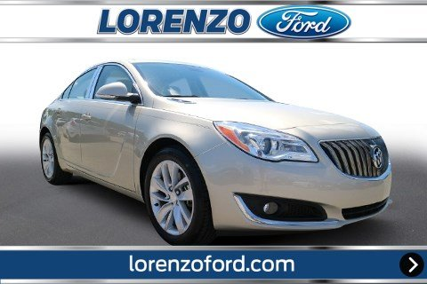 Photo Pre-Owned 2015 Buick Regal LEATGR FWD 4dr Car