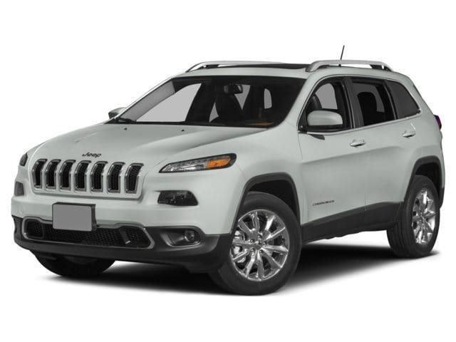 Photo Used 2015 Jeep Cherokee Limited SUV for sale in Midland, MI