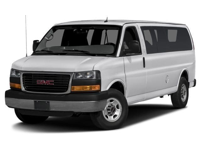 Photo 2016 GMC Savana 3500 LS Van