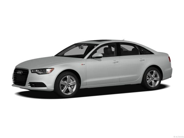 Photo Used 2012 Audi A6 3.0 Sedan for sale in Wilmington NC