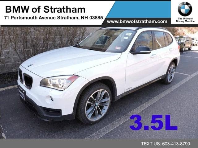 Photo 2015 BMW X1 xDrive35i xDrive35i ULTIMATE PKG NAVIGATION COLD WEATHER MOO SUV All-wheel Drive