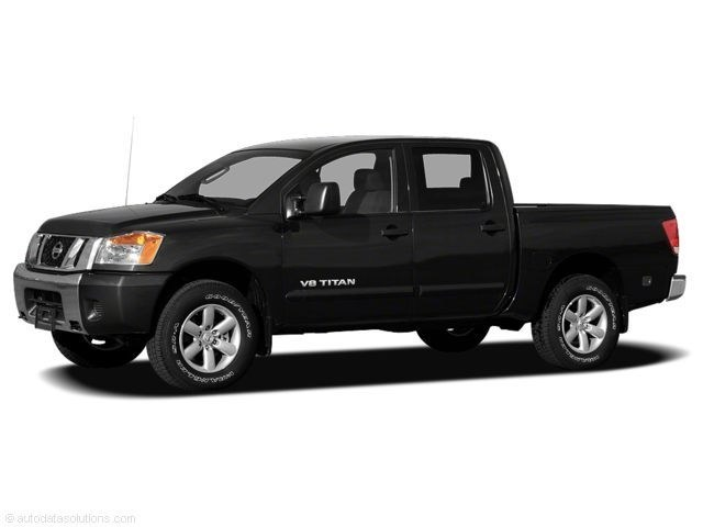 Photo Used 2011 Nissan Titan SV Truck Crew Cab in Fairfield CA