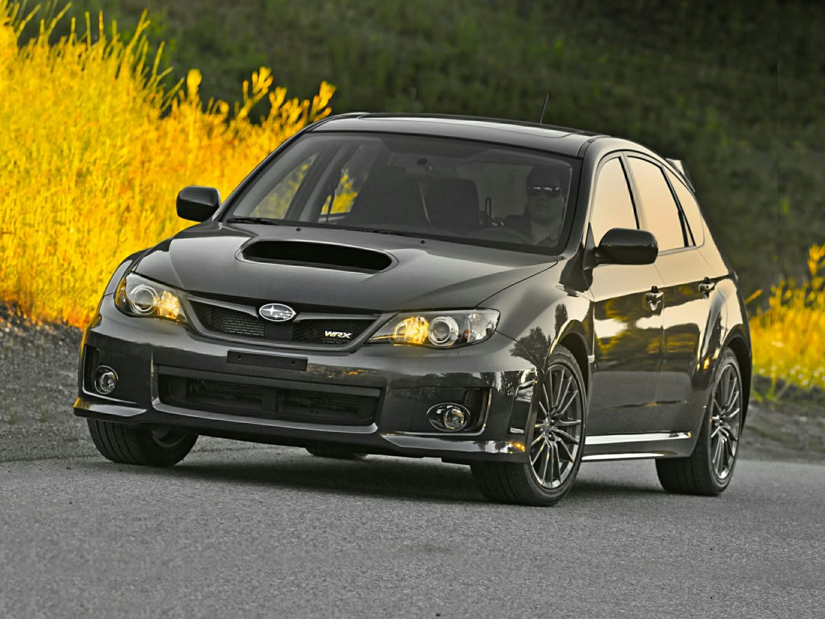Photo Used 2013 Subaru Impreza WRX 5dr for Sale in Tacoma, near Auburn WA