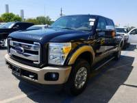 2012 Ford F-250 SD King Ranch