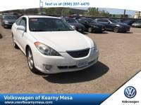 2005 Toyota Camry Solara SE Coupe Front Wheel Drive