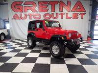 1998 Jeep Wrangler LIFTED TJ SPORT 4.0L IN-LINE 6 CYL 5 SPEED HARDTOP