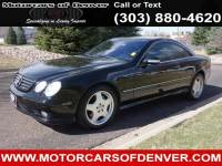 2002 Mercedes-Benz CL-Class CL55 AMG ALL RECORDS NEW TIRES VERY CLEAN