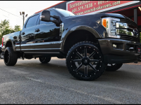 2017 Ford F-250 SD KING RANCH CREW CAB 4WD CUSTOM LEVELED DPF DELETED