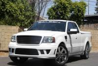 2007 Saleen F-150 Saleen S331 Supercharged 5.4L V-8 VERY RARE!! LOW MILES!!