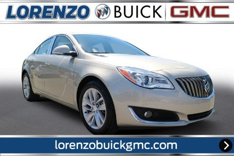 Photo Pre-Owned 2015 Buick Regal FWD 4dr Car