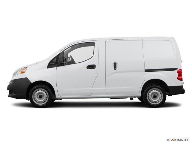 Photo Used 2015 Nissan NV200 S Van Compact Cargo Van in San Leandro, CA