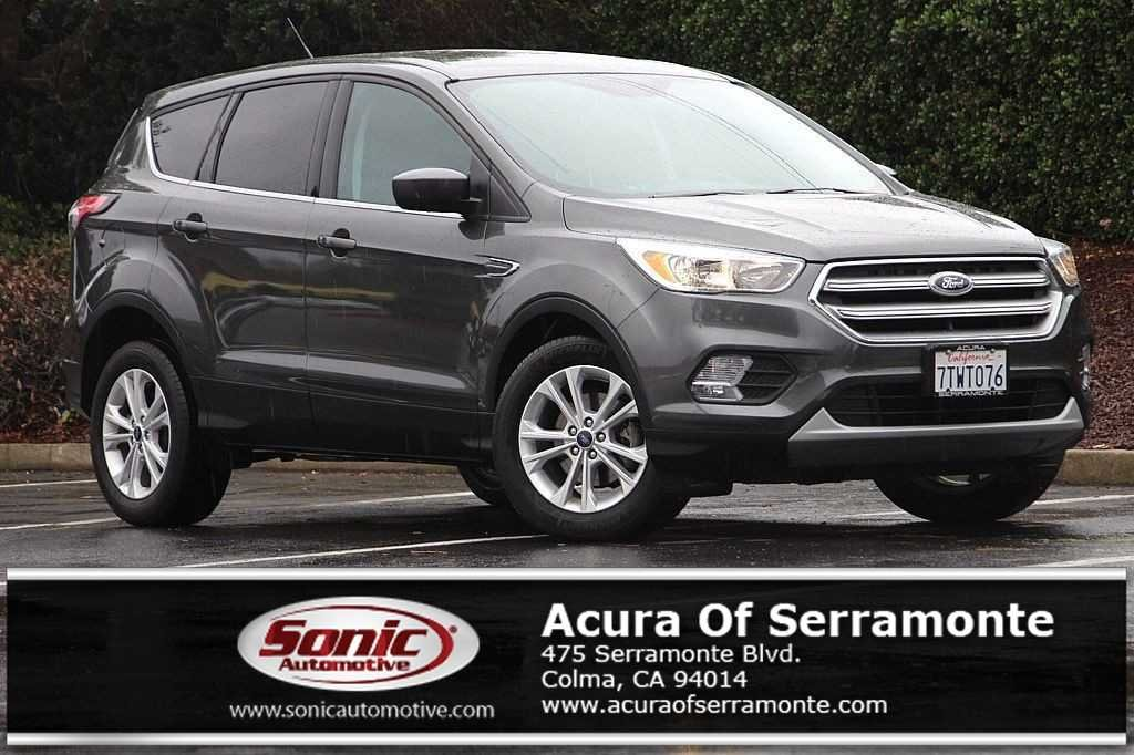 Photo Used 2017 Ford Escape SE For Sale in Colma CA  Stock PHUA54649  San Francisco Bay Area