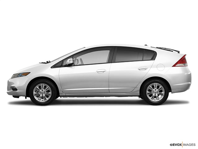 Photo Used 2010 Honda Insight EX Hatchback in Clearwater, FL
