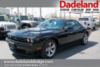 Certified Used 2017 Dodge Challenger SXT Coupe in Miami
