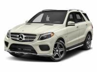 Pre-Owned 2017 Mercedes-Benz GLE 550 AWD