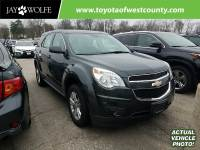 Pre-Owned 2013 CHEVROLET EQUINOX FWD 4DR LS Front Wheel Drive Sport Utility Vehicle