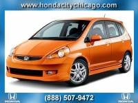 Used 2008 Honda Fit 5dr HB Auto Sport For Sale Chicago, Illinois