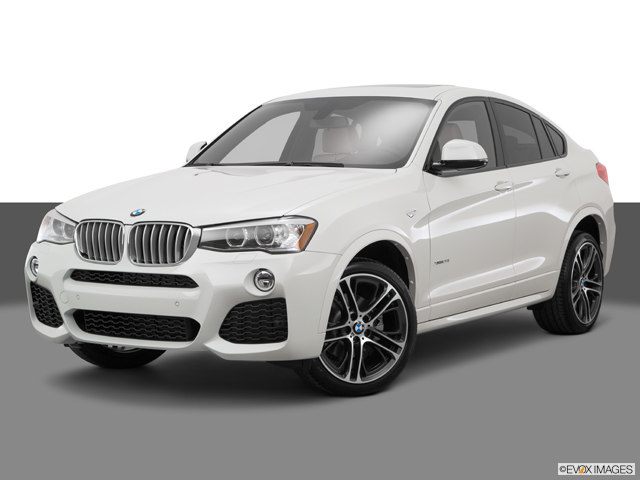 Photo 2016 BMW X4 xDrive28i Sports Activity Coupe All-wheel Drive