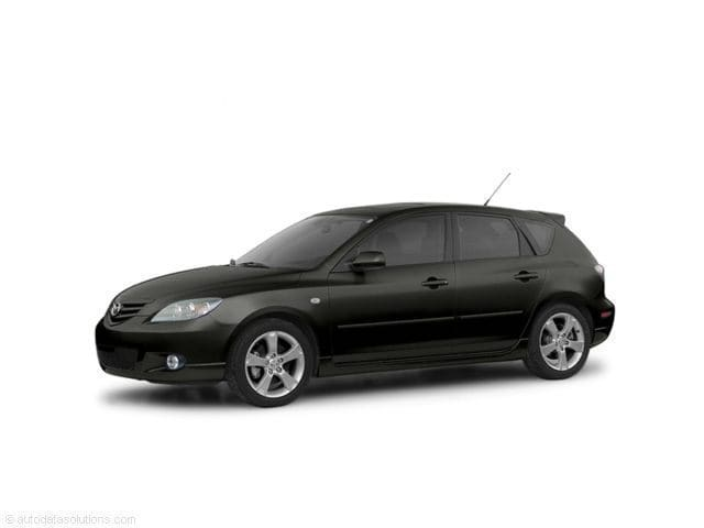 Photo 2006 Mazda Mazda3 s Hatchback Front-wheel Drive